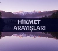 HİKMET ARAYIŞLARI – 25.12.2018 – İHTİYARLIĞIN VE GÜZÜN İÇİNDEKİ MÜJDELER